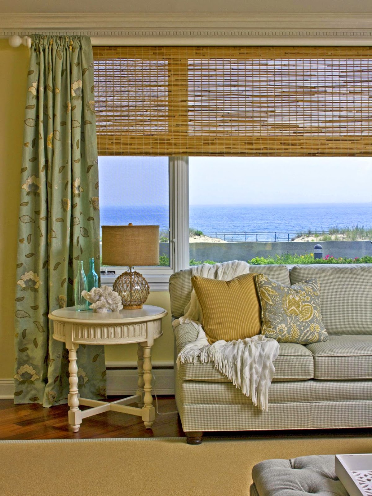 52 best Beach House Window Treatments images on Pinterest ...