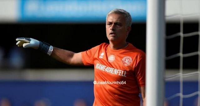AGEN BOLA - Mourinho  Pemain Terbaik Bermain Sebagai Kiper