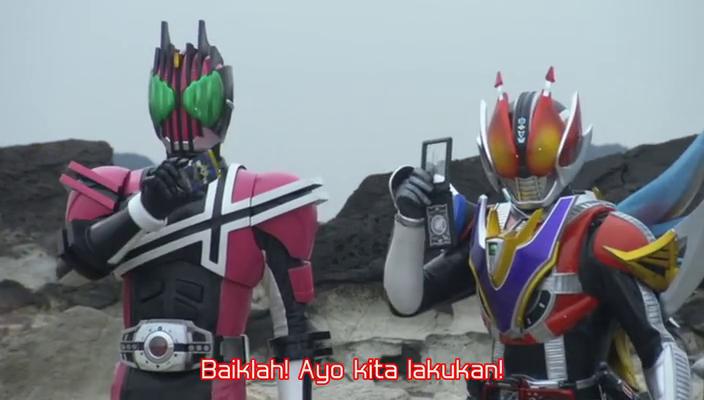 Kamen rider den-o the movie final countdown sub indo - Nach