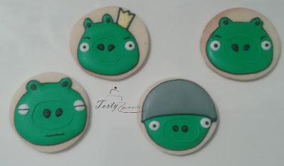 ciasteczka świnie