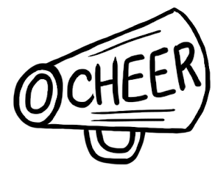 Cheer Horn Coloring Sheet Coloring Pages