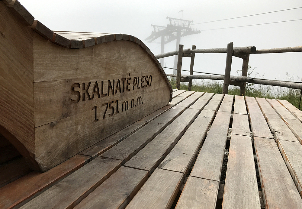 Lomnický štít 2634 m – Slovakia 2