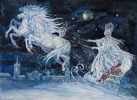 A Rainha da Neve - Hans Christian Andersen