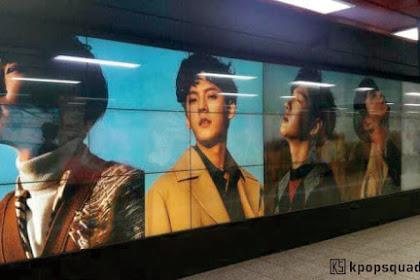 Cube Entertainment Pasang Ads untuk Sambut Comeback BTOB