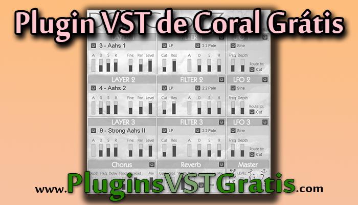 Plugin VST de Coral Grátis | DSK ChoirZ Free Choir