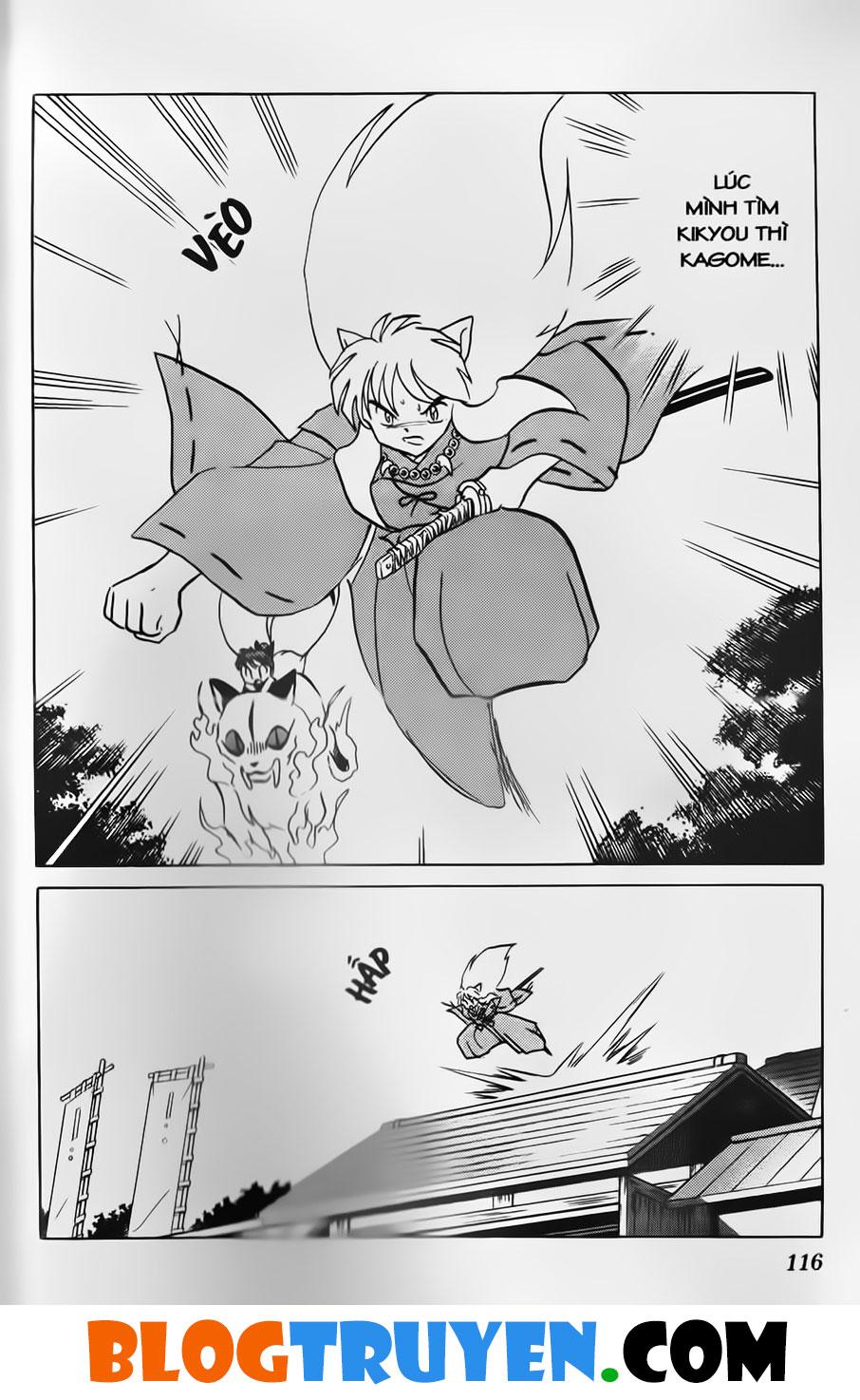 Inuyasha vol 29.7 trang 3