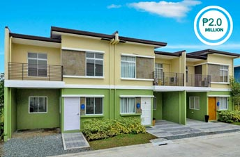Lancaster New City Adelle House Model – Lancaster New City House and Lot Cavite