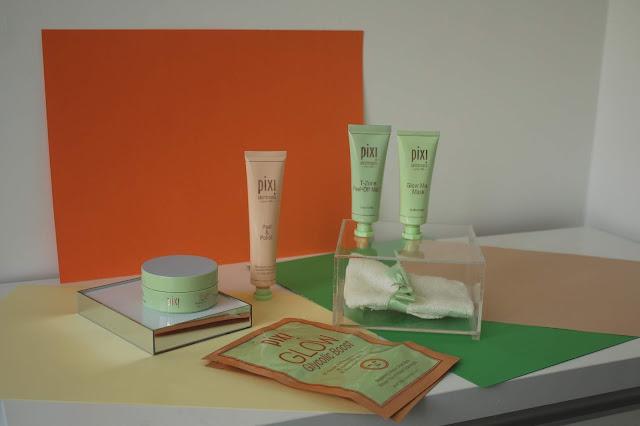 Kosmetyki Pixi - sposób na promienną cerę