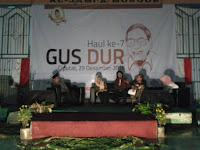Alissa Wahid Ungkap Sumbu Spiritual Kehidupan Gus Dur