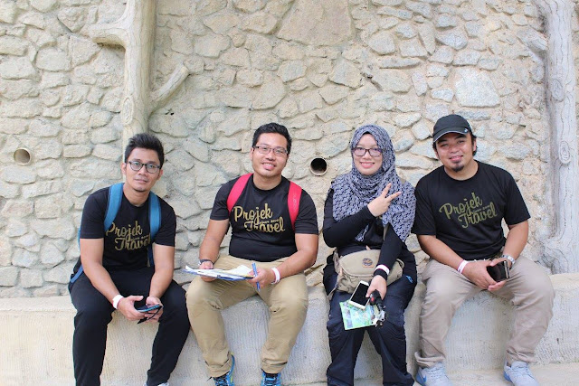 Bukit Gambang Resort City Safari Treasure Hunt 2016