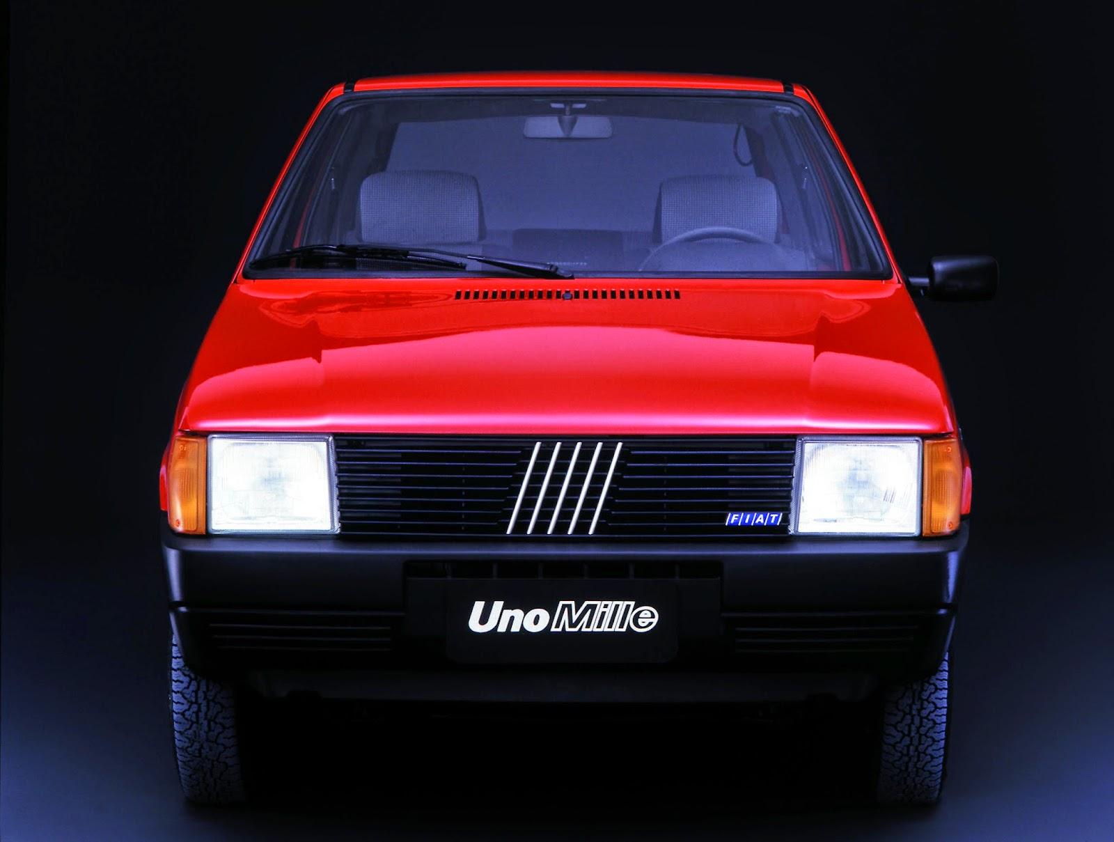 Fiat Uno Mille on 1994 Chevrolet Blazer Nada
