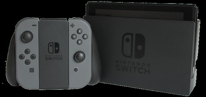 SORTEIO Ganhe um Nintendo Switch novinhoo!