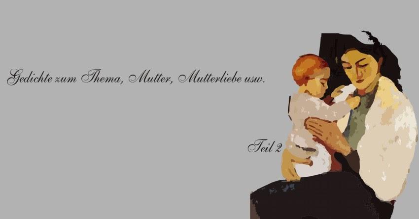 Gedichte Und Zitate Fur Alle Gedichte Zu Thema Mutter Muttertag