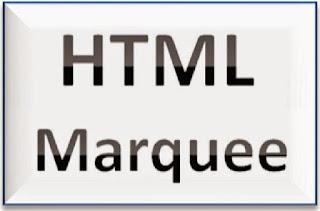 Cara Membuat Tulisan Berjalan / Marquee Text pada Blogspot