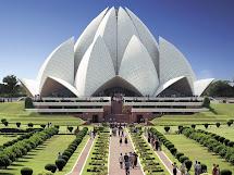 New Delhi Lotus Temple India