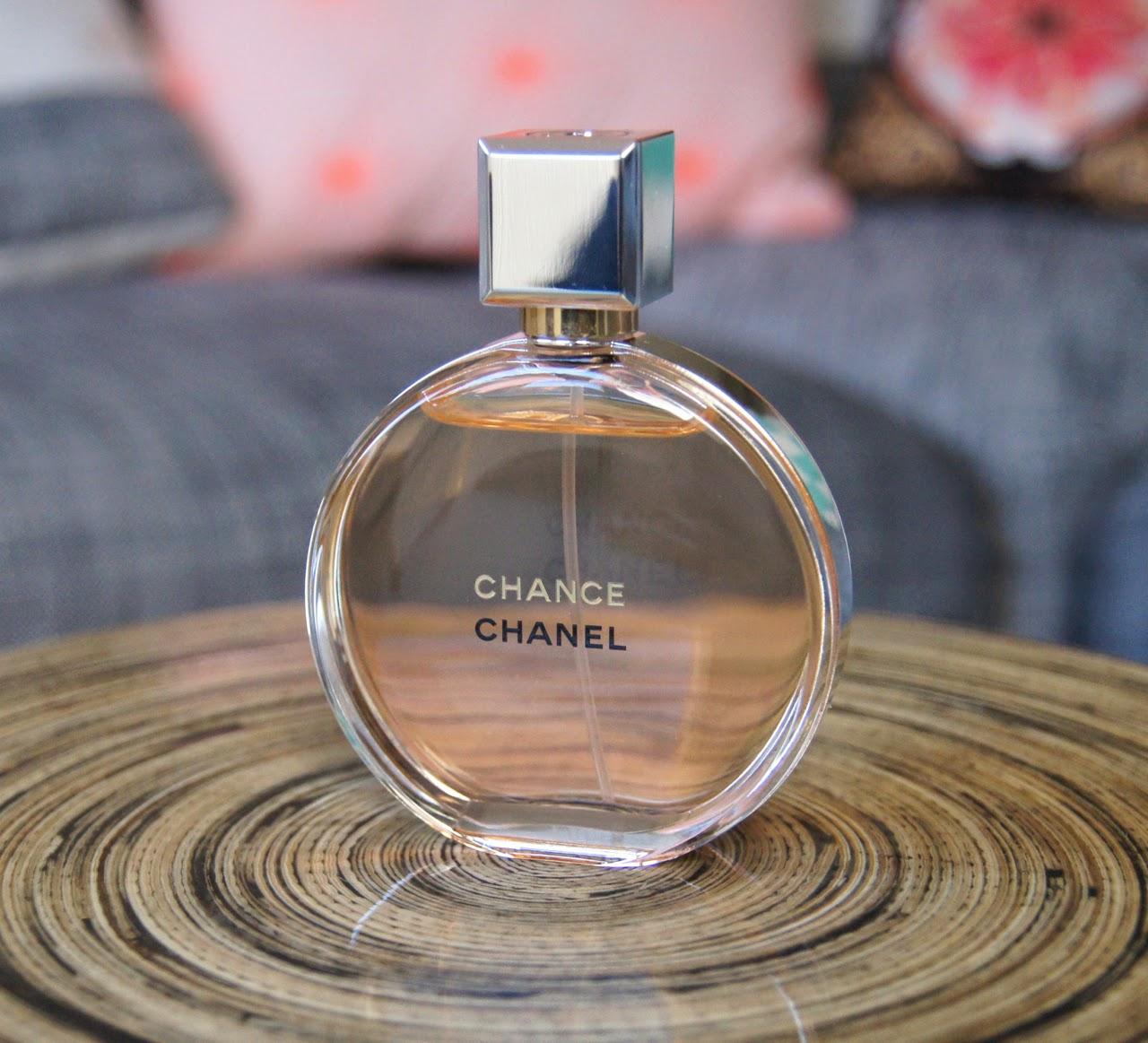 chanel chance eau de parfum fragrance review