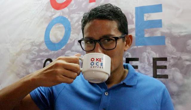 Fokus Perbaiki Ekonomi, Sandiaga Nasionalkan OK OCE
