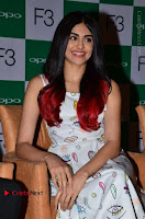 Bollywood Actress Adah Sharma Pos in White Printed Short Dress at OPPO F3 Plus Selfie Expert Mobile Launch .COM 0030.jpg