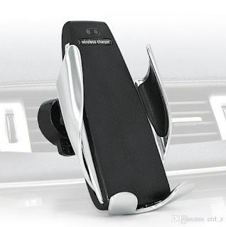 supporto caricatore per auto morsetto automatico s5