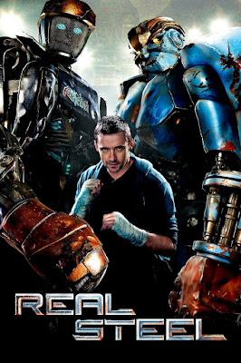 Real Steel 2011 Dual Audio Hindi 720p BluRay 1.1GB