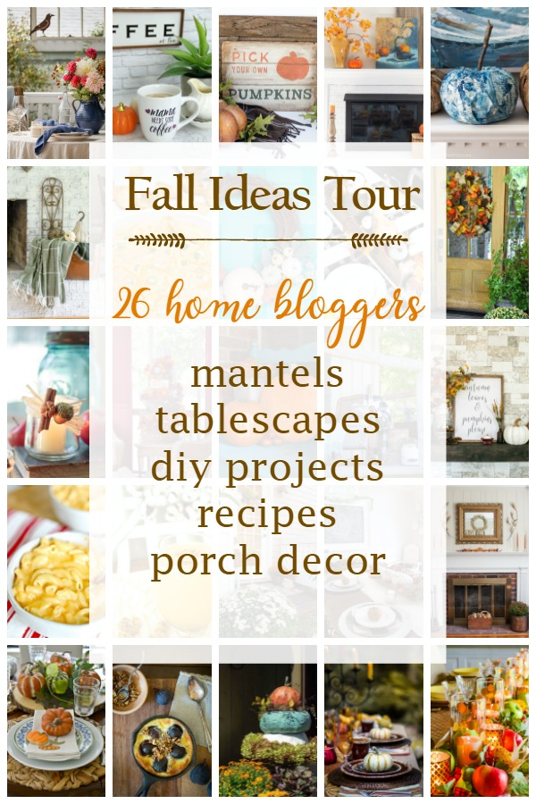 fall home tours