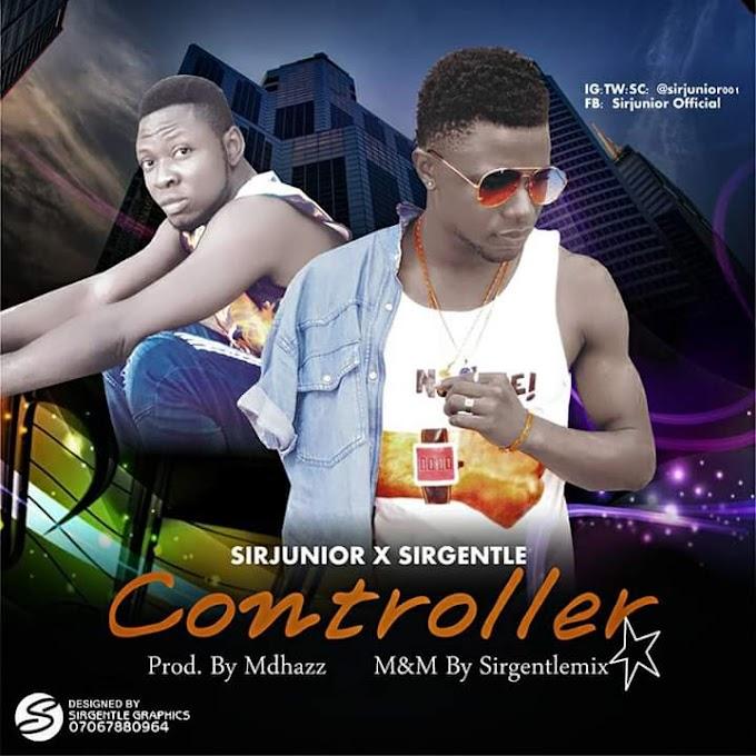 Sirjunior - CONTROLLER (Lyrics)