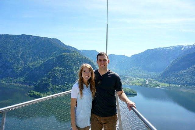 Top of Hallstatt