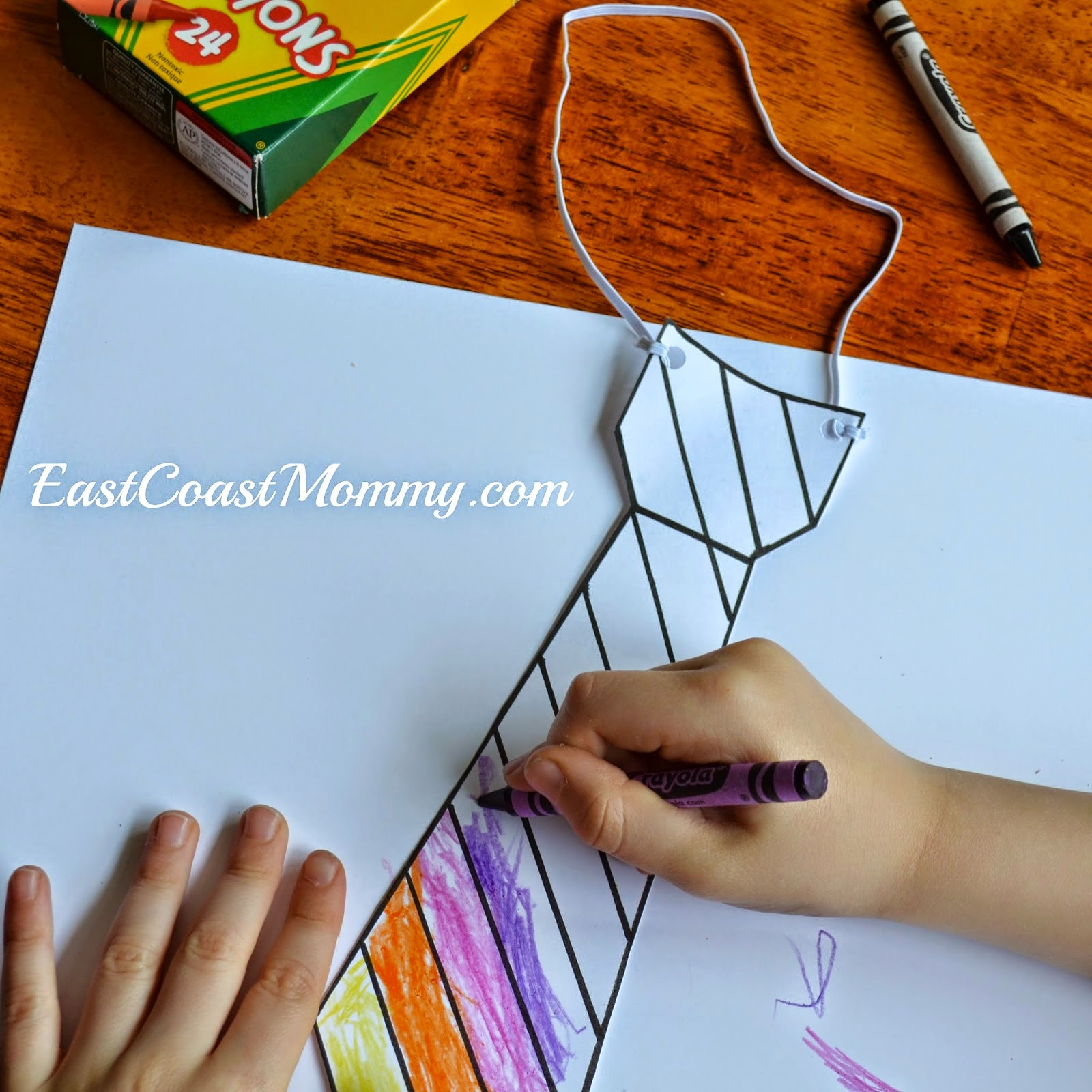 tie craft ideas east coast 6 s day gifts can make 3104