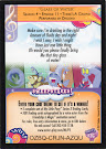 MLP Glass of Water Series 3 Trading Card