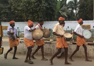 percussions kerala rues