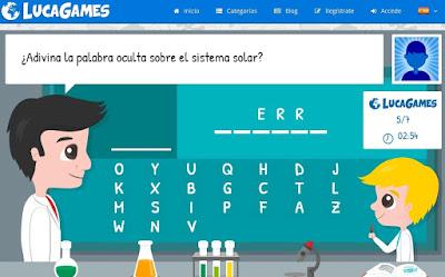 http://www.lucagames.com/ciencias/el-sistema-solar-la-palabra-secreta