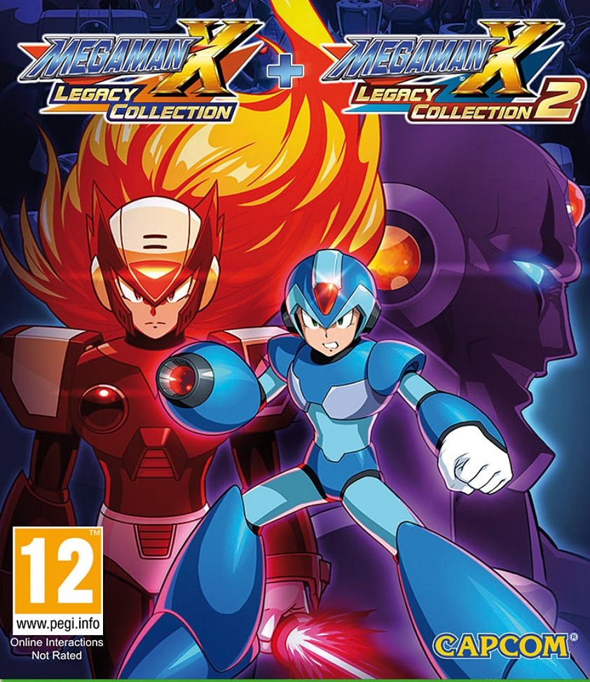 Descargar Mega Man X Legacy Collection 1+2 ESPAÑOL