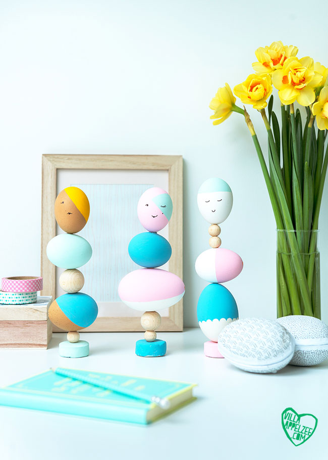 Easter DIY by Villa Appelzee