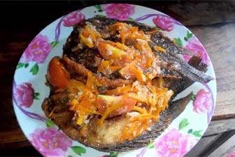 Resep Ikan Goreng Madu