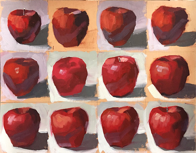 10 Minute Apples exercise Mar 31 2019
