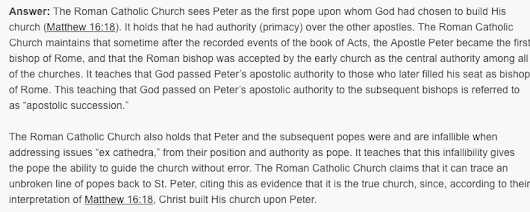 71 | Peter, the first Pope (Reverse Gematria Lesson)