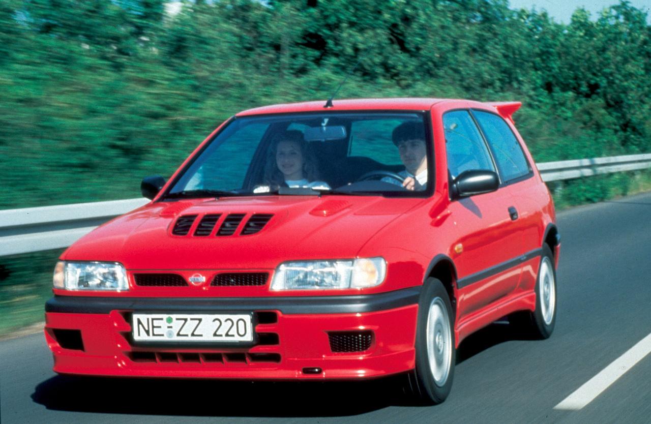 Punta Tac 243 N Nissan Sunny Gti R