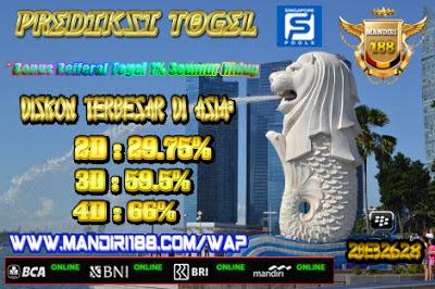 AGEN TOGEL - Prediksi Togel Hari Ini SINGAPORE TANGGAL 06  MARET 2017 SENIN