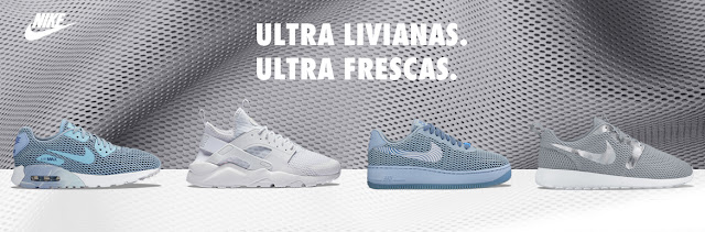 Nike Breathe Pack en #TiendaFitzrovia