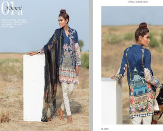 COCO Eid Collection by Zara Shahjahan Lawn 2016-2017