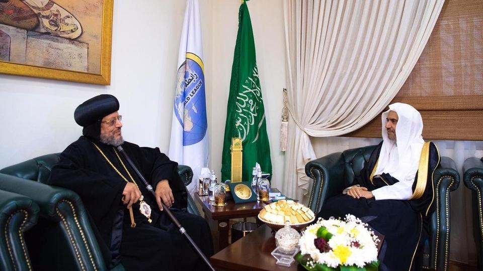 Misa Pertama di Riyadh, Ini Komentar Pedas Warganet Arab