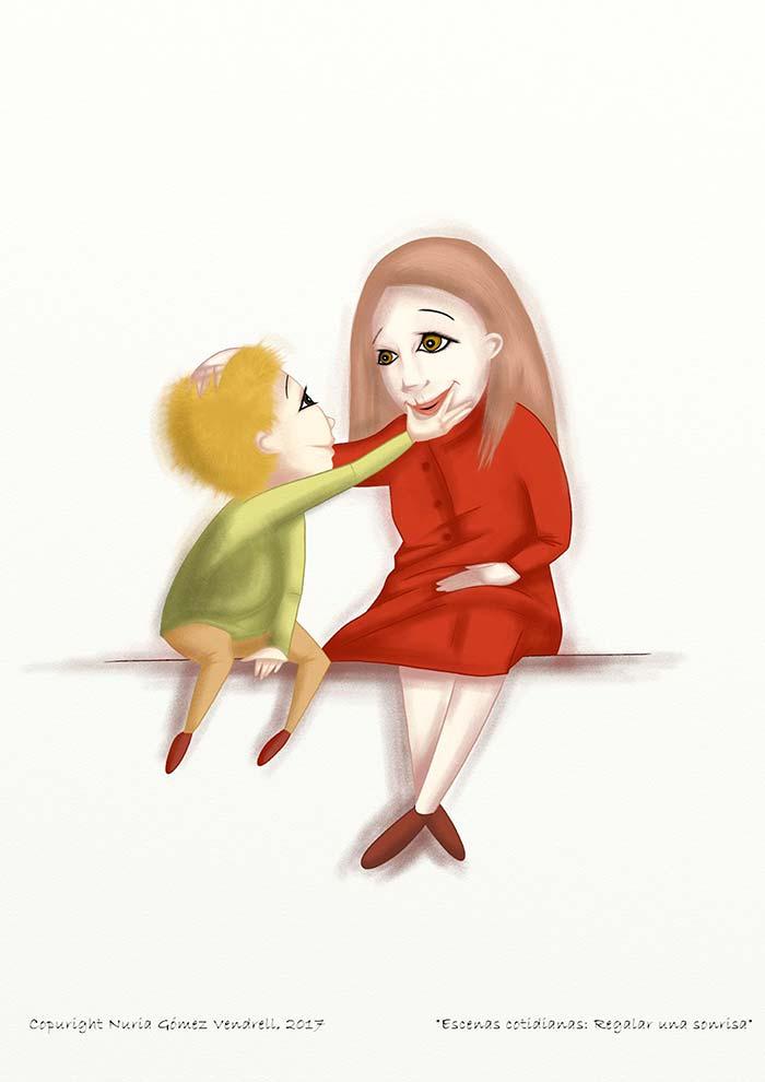 Ilustración de Nuria Gómez Vendrell