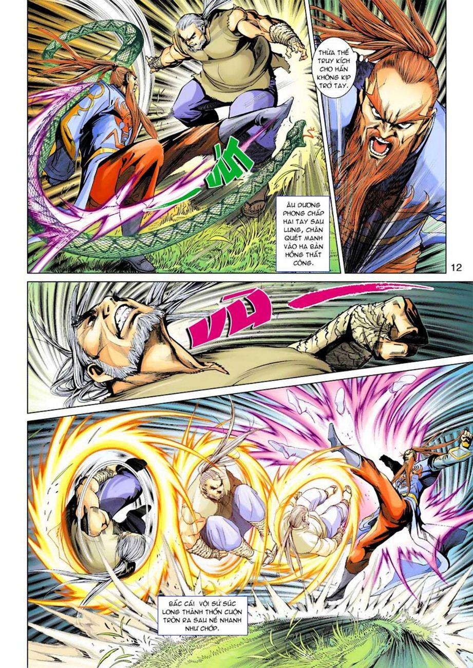 Anh Hùng Xạ Điêu anh hùng xạ đêu chap 45 trang 12