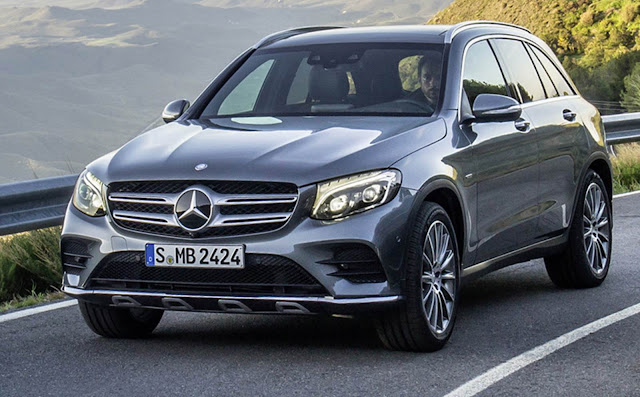 Mercedes-Benz convoca GLC para recall por falha no cinto