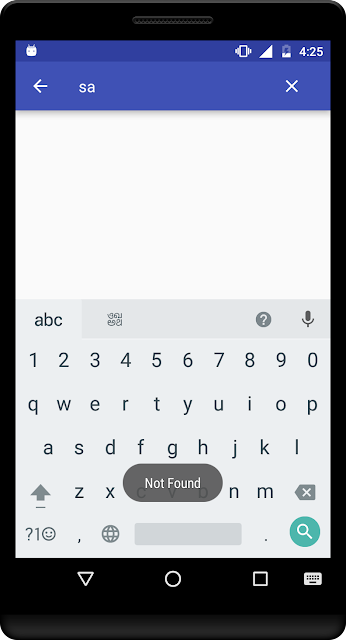 anil@Android: Android Filter RecyclerView Using SearchView