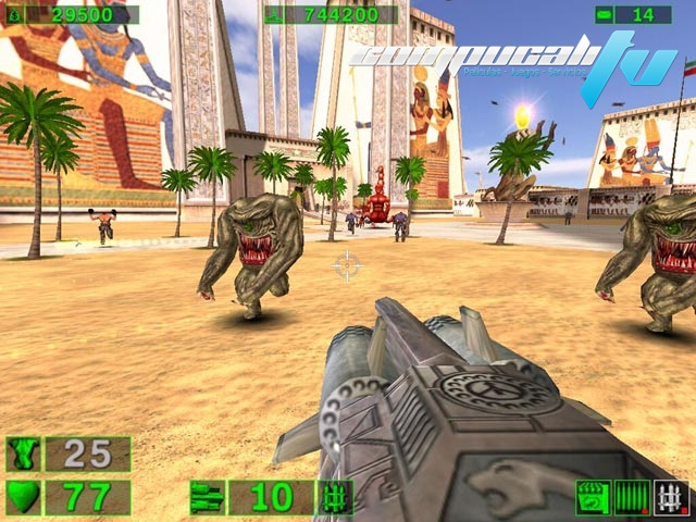 Serious Sam 2 PC Full Español