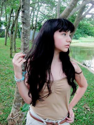 Foto-foto Cantik Cassandra Lee Yang Makin Moncer Terbaru