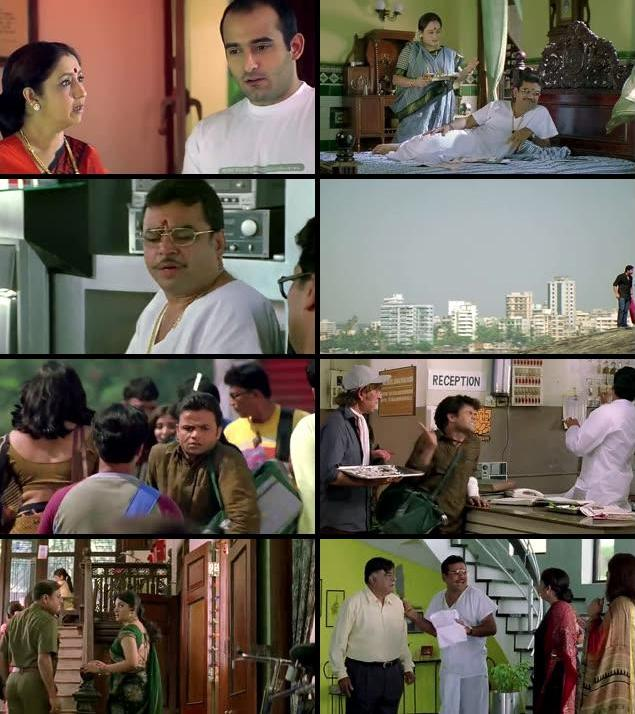 Hungama 2003 Hindi 480p HDRip 400mb