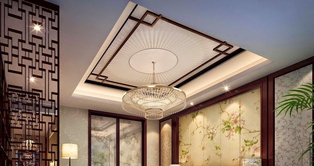 Led false ceiling lights for living room led strip lighting ideas in the interior for Plaster ceiling design for living room