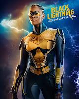 Black Lightning Poster 2